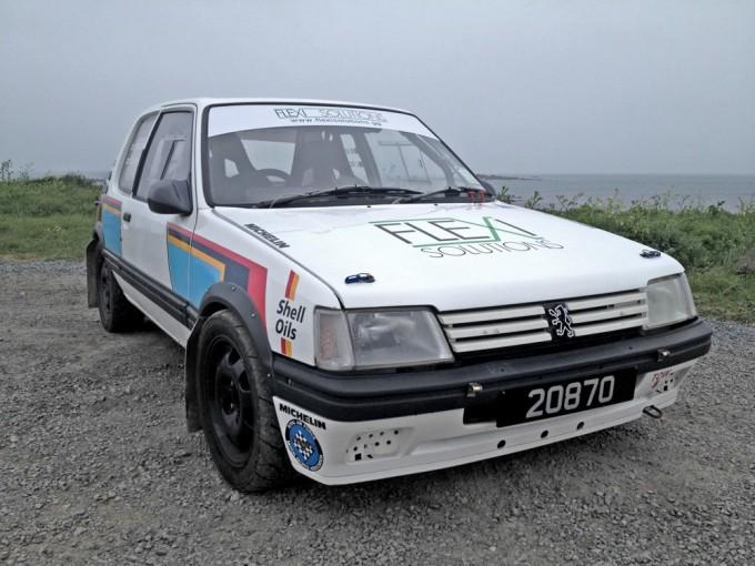 Rally Car Sponsorship