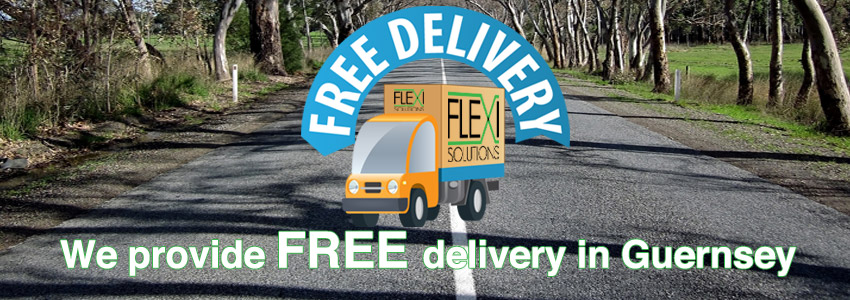 Free delivery in Guernsey
